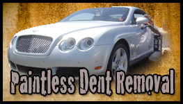 paintless dent reoair oahu / honolulu hawaii